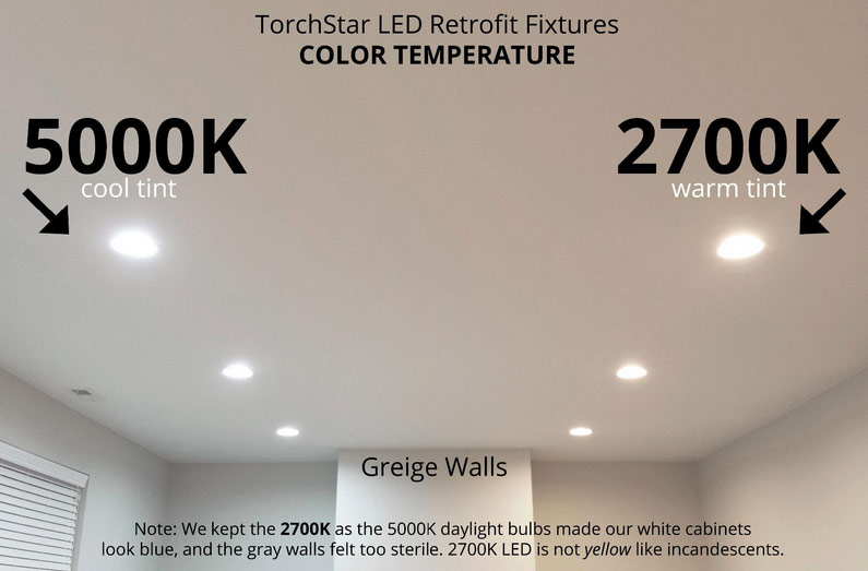 Torchstar 6inch Dimmable Led Retrofit Recessed Downlight Review