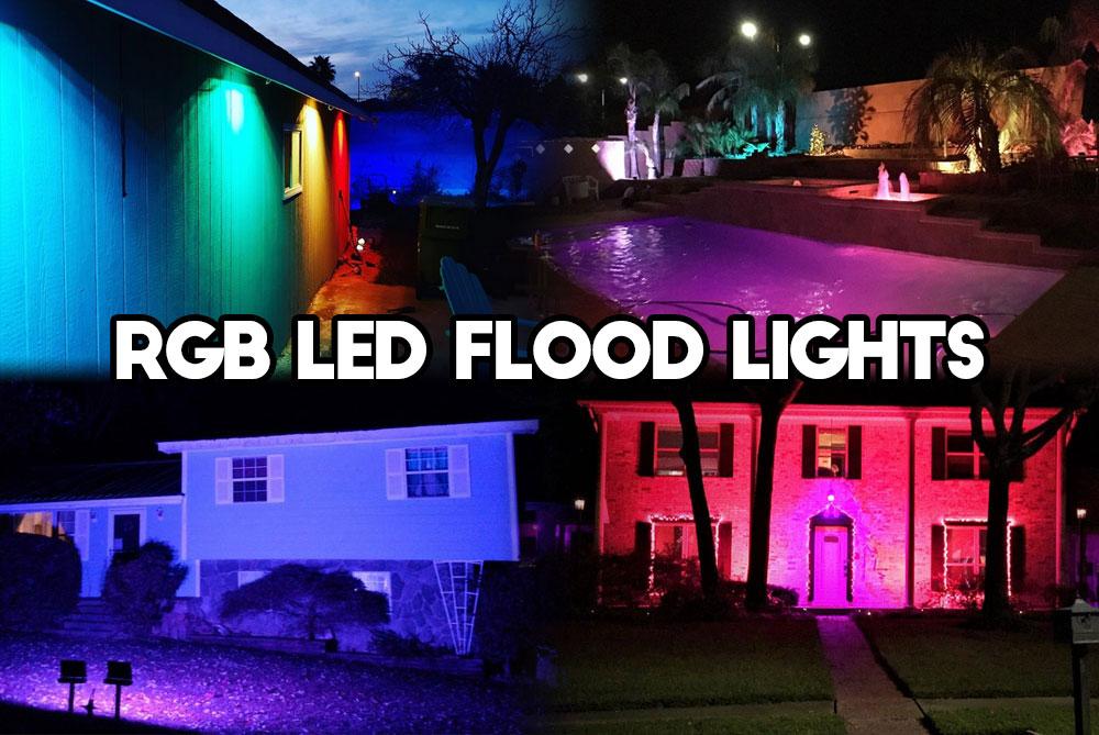 Best Rgb Led Flood Lights