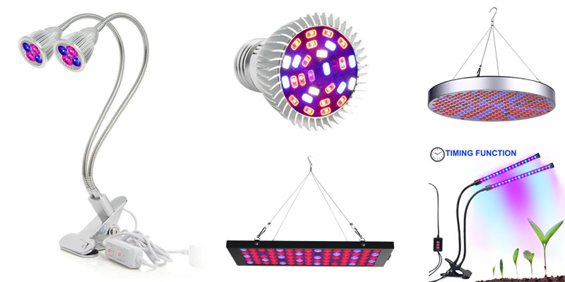 9 Best Cheap LED Grow Lights (2019) - Buyer's Guide and Reviews