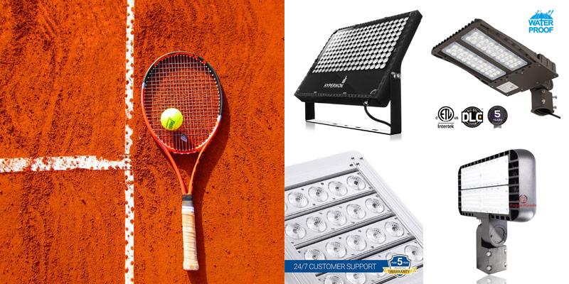 8 Best Tennis Court Lighting 2019 Er S Guide Reviews