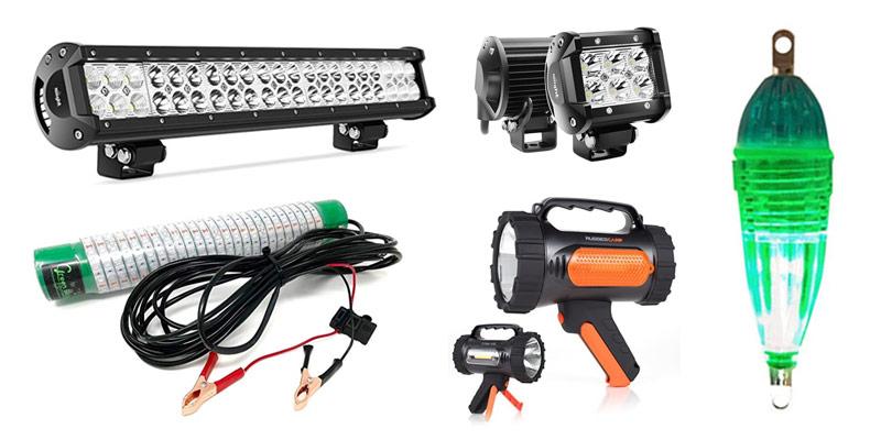 best-underwater-led-green-bowfishing-lights
