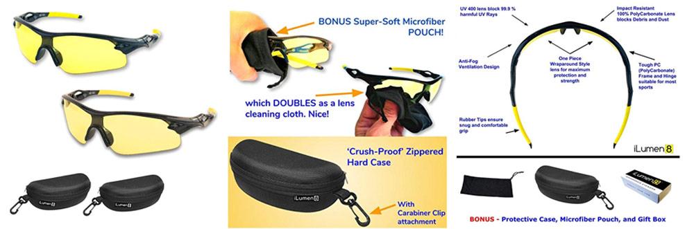 4ce556fe58 iLumen8 Best Night Driving Glasses – Best Cheap Polarized Anti-glare Glasses