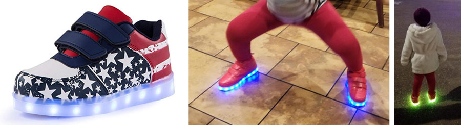 Qkettle-Kids-High-Top-Wing-LED-Lights-Up-Sneakers-Reviews