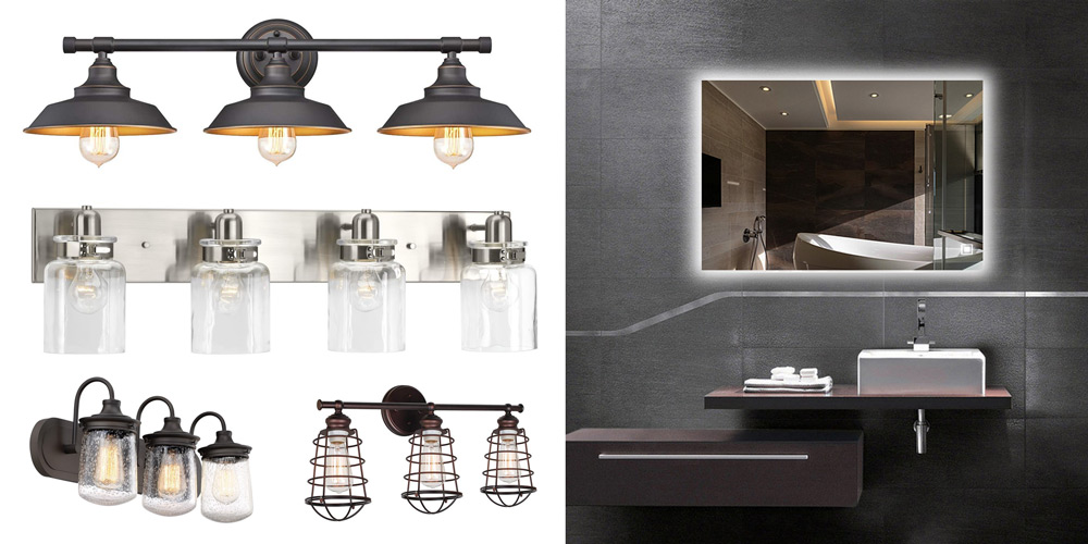 9 Best Bathroom Vanity Lighting 2020
