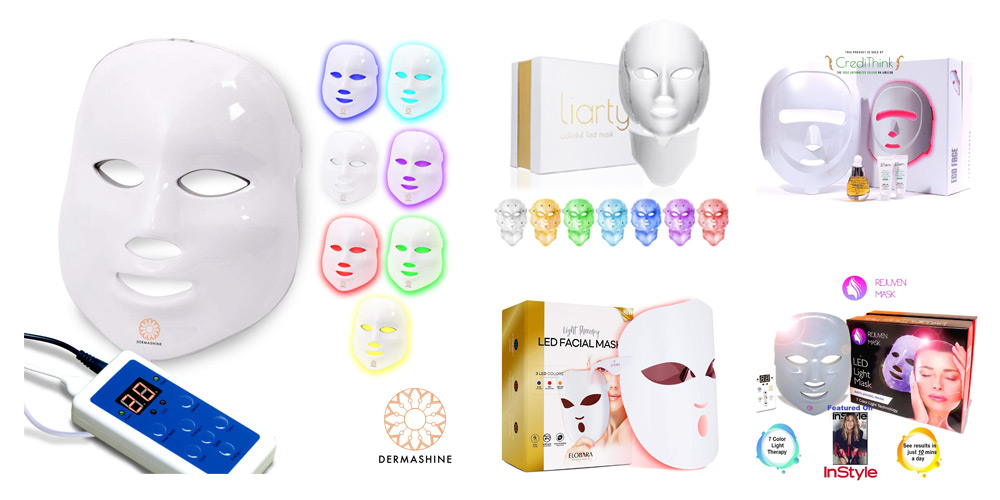 8 Best Led Mask Light Therapy Mask 2019 Buyer S