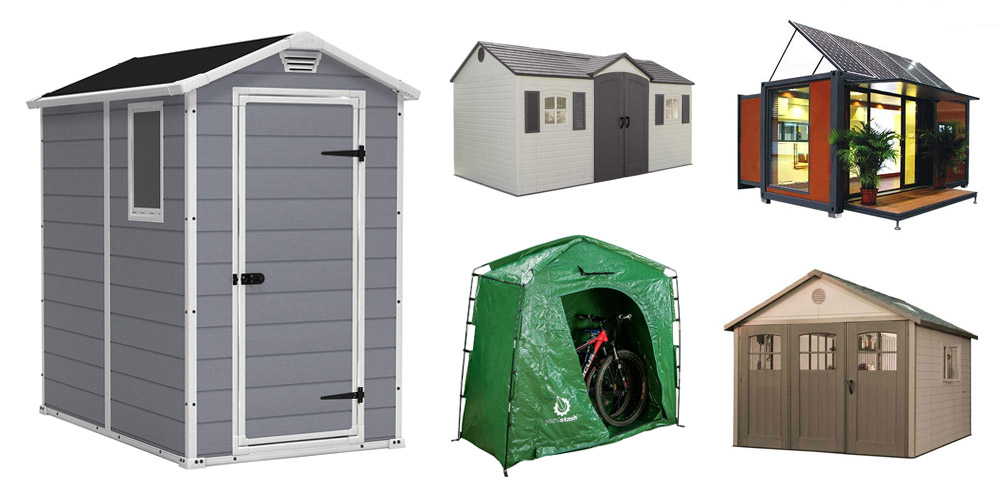 Barn Outdoor Storage Sheds