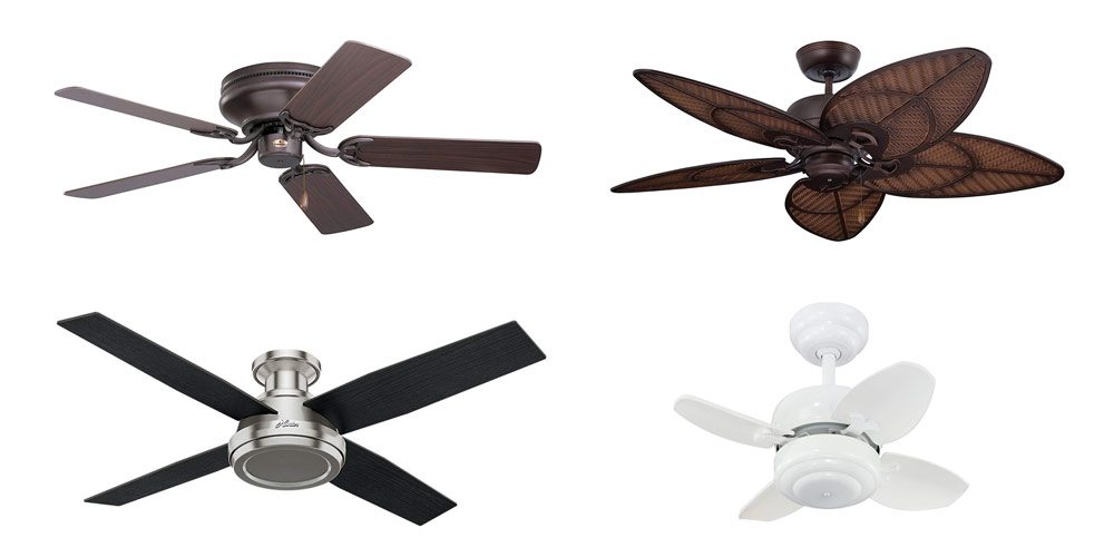 8 Best Ceiling Fan Without Lights 2019