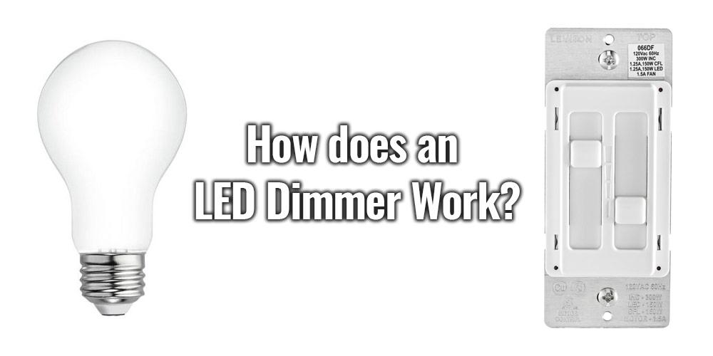 How Does An Led Dimmer Work Flood Lights Blog